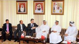 Business and jobs  6 Al Tayer briefs Spanish delegation on RTA road projects, mass transit systems