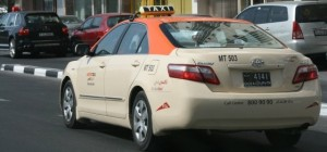 Featured Transportation  Dubai-taxi-6-e1300170402683-300x140 Phase 2 of Dubai bus, taxi lanes plan set for H2