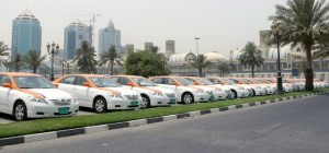 Featured Transportation  Dubai-taxi-22-e1306819621851-300x140 It's a fare guess on many Sharjah taxis