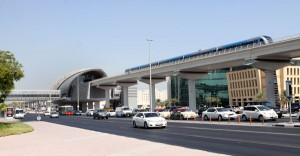 Business and jobs Featured  14-300x156 Taxi drivers unsure if Dubai Metro Green Line is boom or bust