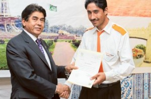 Business and jobs  11-300x197 Taxi driver honoured by Pakistan Embassy