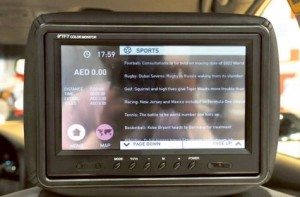 Technology  11-300x197 Dubai taxi 'smart meters' to have 3D maps and new payment system