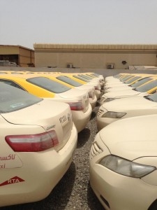 Business and jobs Featured  1-225x300 1,638 new Toyota cars to join Dubai Taxi in 2014