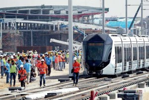 Featured Technology  14-300x201 Completion rate of Dubai Tram hits 93 per cent