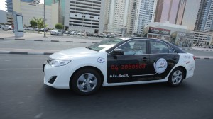 Business and jobs Featured  1-300x168 Speed sensors for Dubai taxis planned by 2015
