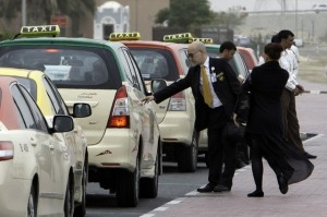 Featured Transportation  15-300x199 Cab customers in Dubai want better service