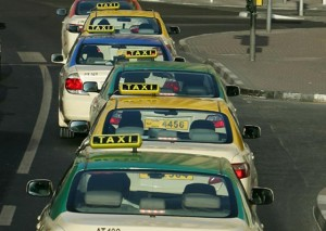 Business and jobs Featured  1-300x213 Hike in Dubai taxi fare won't benefit cabbies
