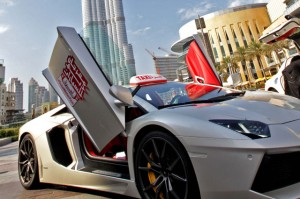 Business and jobs Featured  11-300x199 Supercar Taxis to offer free rides this weekend in Dubai