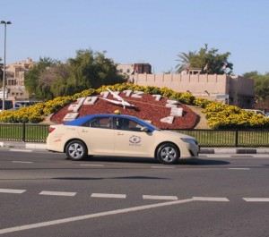 Featured Technology  13-300x265 20% of Dubai's taxi fleet to be hybrid soon