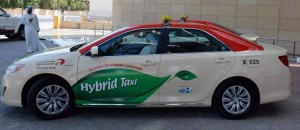 Business and jobs Featured  21-300x130 80 hybrid cabs added for a greener Dubai
