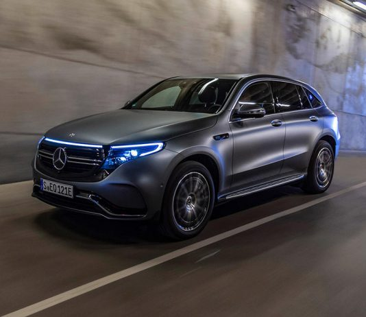 Future of cars is electric, says Mercedes Benz Middle East CEO